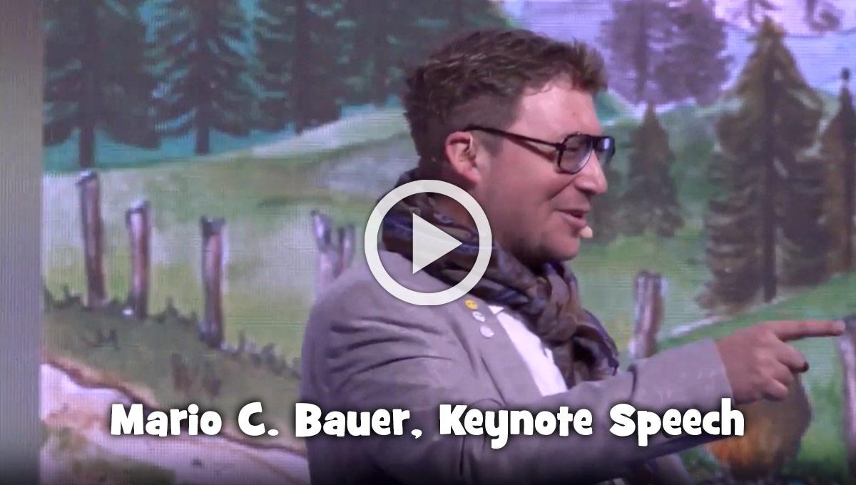 Mario C. Bauer - Keynote Speech